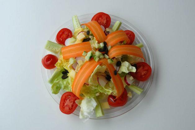 verdure e sali minerali