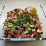 insalata mediorientale