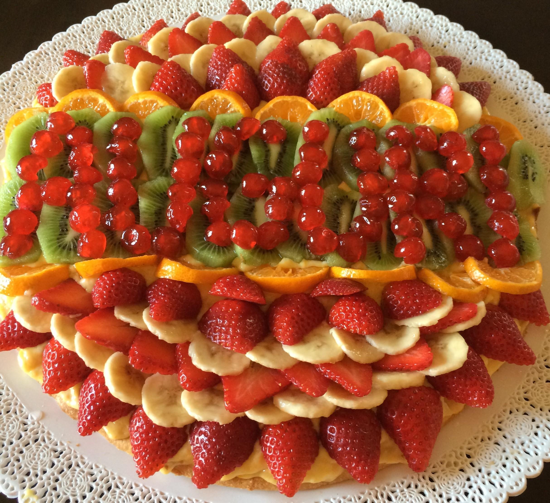 Preferenza Una torta preparata con ingredienti freschi e biologici. | Dott  ZF86