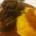 filetto di cervo con polenta