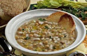 mesciua (ricetta ligure vegana)