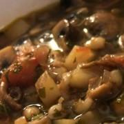 zuppa d'orzo e funghi 2