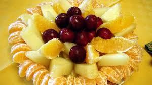 frutta a natale