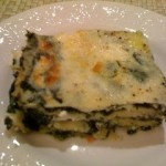 lasagne in verde
