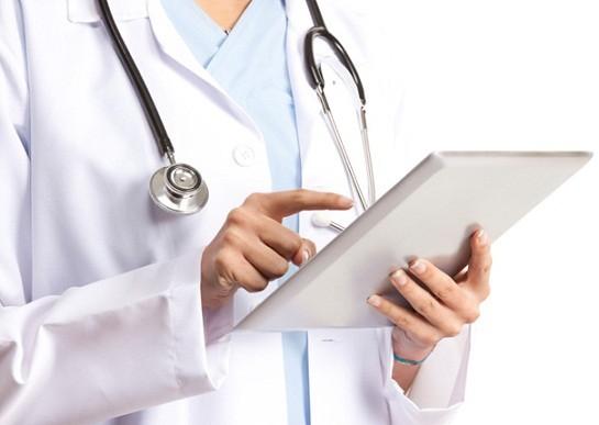 Dottoressa iPad - landing