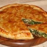 torta di spinaci