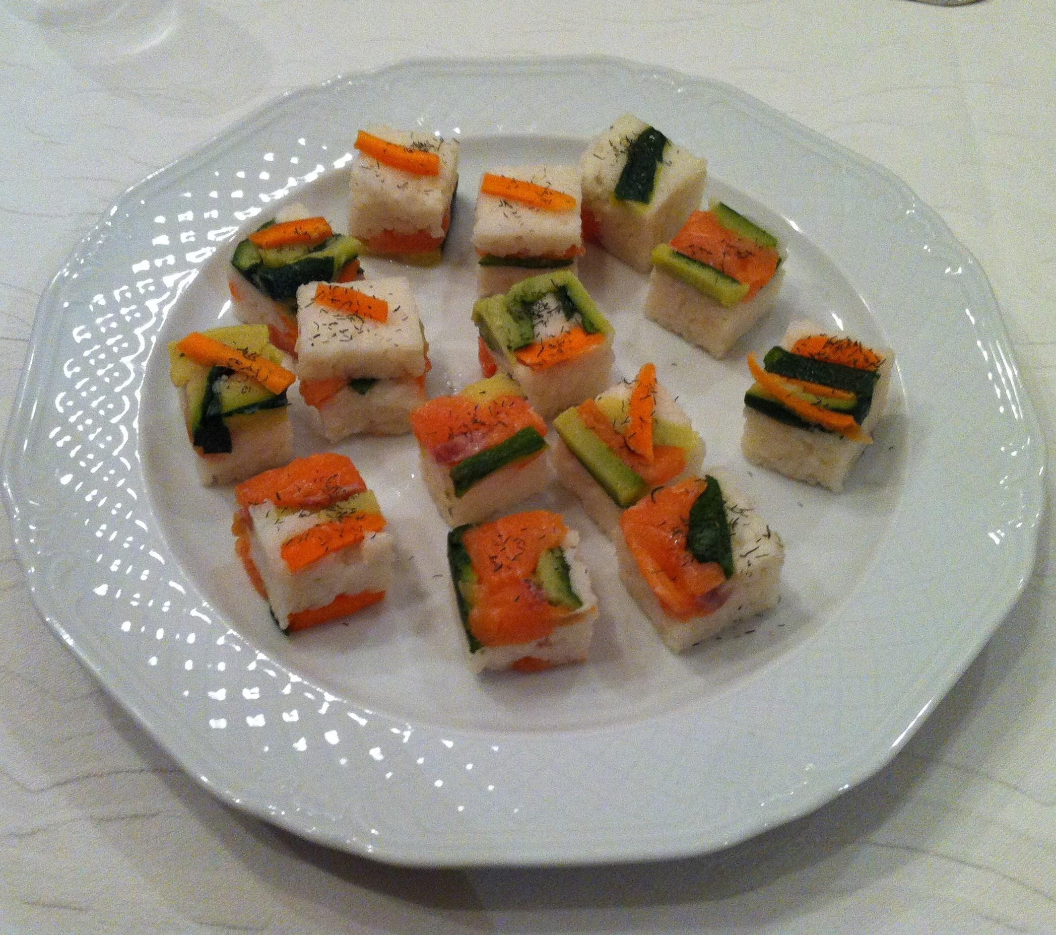 rice cubes