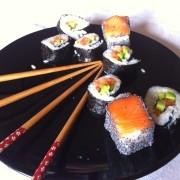 antipasto di sushi