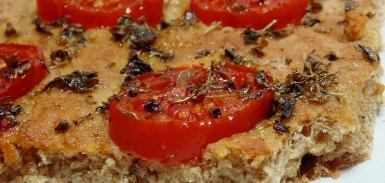 Focaccia Pomodorini e Origan