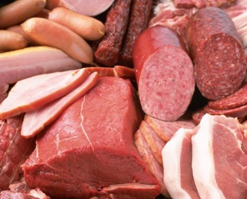 carne rossa lavorata
