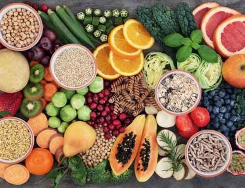 Verdure, cereali, legumi: ecco la dieta del buon umore